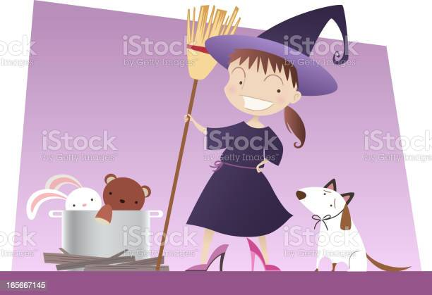 Girl in witch costume vector id165667145?b=1&k=6&m=165667145&s=612x612&h=ozxofyyai8mbkadm3vinwjgrkwokyjqdzxiitjpm0bi=