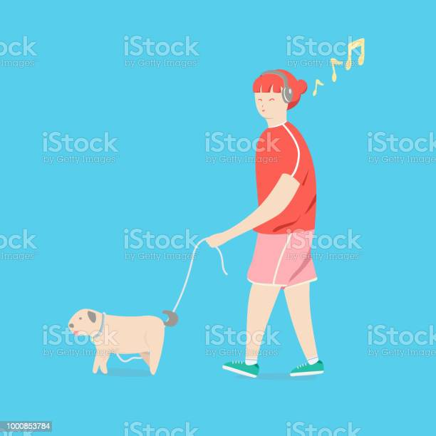 Girl is walking with a dog cartoon and illustration vector vector id1000853784?b=1&k=6&m=1000853784&s=612x612&h=buqfqjenyqqe9qyd0ito0y0y9yp3pxwkma57ivtt1z8=