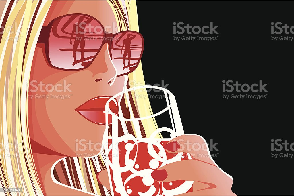 girl looking a man on the beach royalty-free girl looking a man on the beach stock vector art & more images of adult