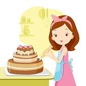 Kitchen, Kitchenware, Crockery, Cooking, Food, Bakery, Occupation, Lifestyle