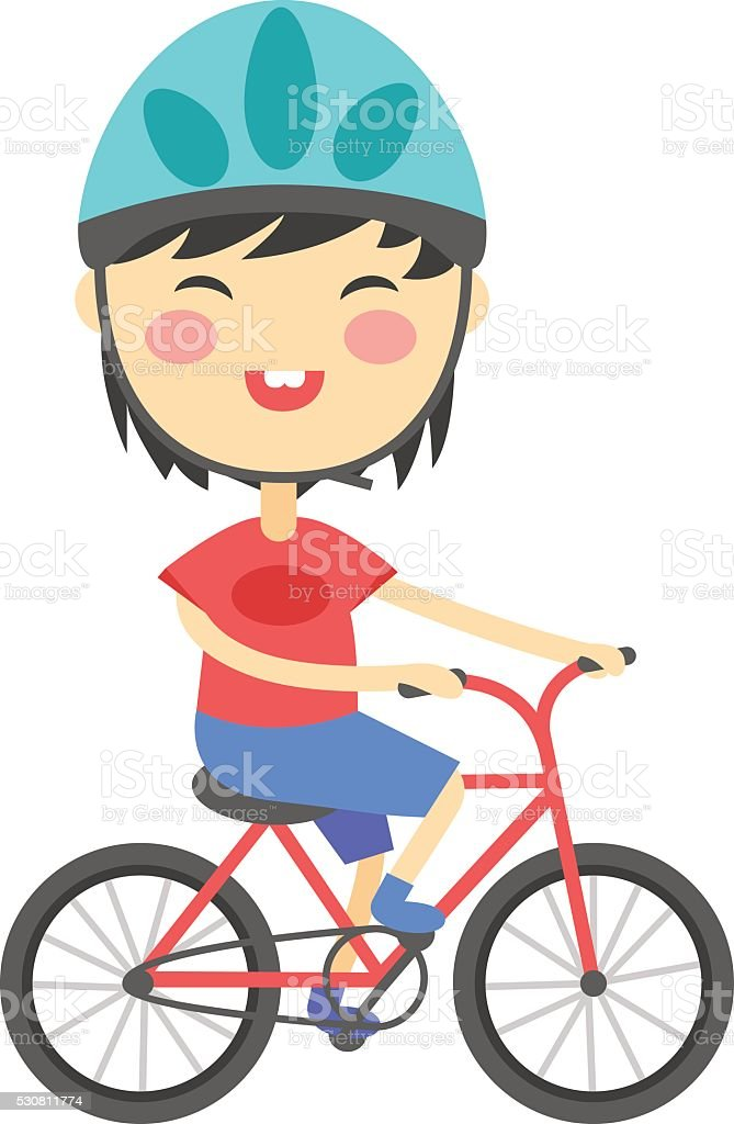 Royalty Free Vintage Road Bikes Clip Art Vector Images
