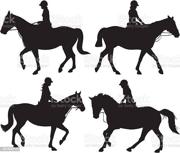 Girl on horseback vector silhouettes vector id451600747?b=1&k=6&m=451600747&s=612x612&h=7ggww5yhtx97da6lnahbdapadlisv2obmrj6xvmk0tg=