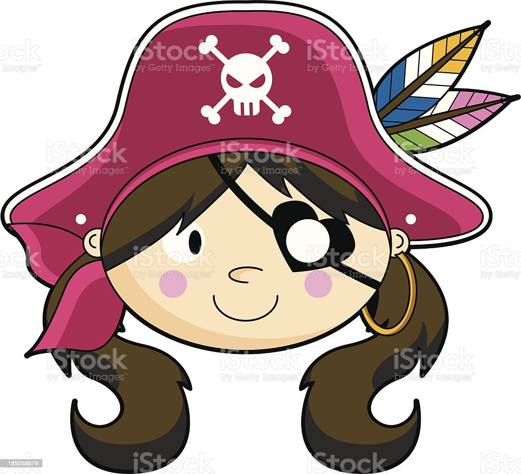 Girl pirate childrens paper mask stock vector art more images of girl pirate childrens paper mask royalty free girl pirate childrens paper mask stock vector art pronofoot35fo Gallery