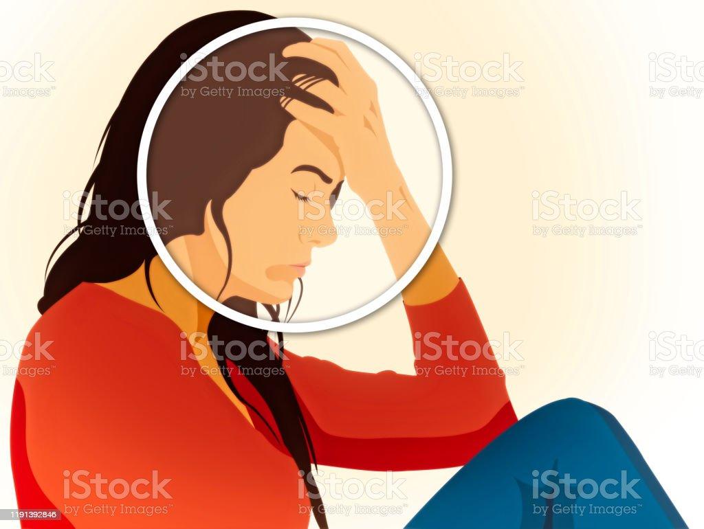 Cuando tiene dolor de cabeza y siente náuseas