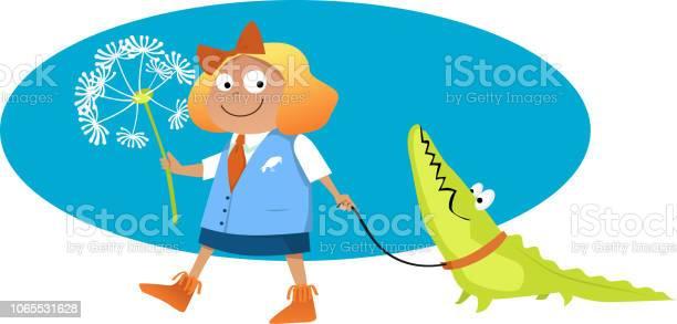 Girl with a crocodile vector id1065531628?b=1&k=6&m=1065531628&s=612x612&h=gjcp0vpppit72h lcywelgebunwysabvvxc6eynrr48=