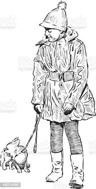 Girl with a dog vector id450245681?b=1&k=6&m=450245681&s=612x612&h=lx03q204erqxvbiibfczznqayeimtfrclg4j6obpnbg=