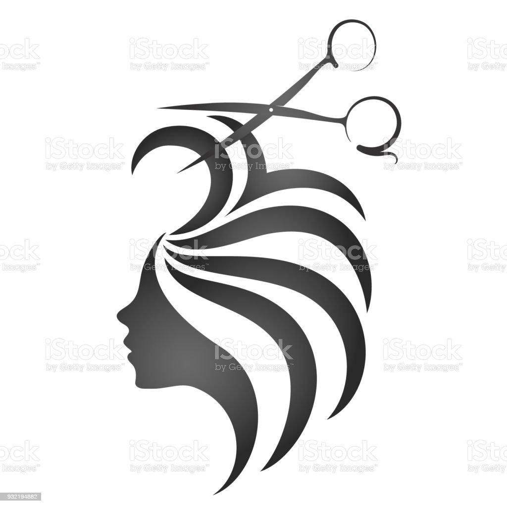 hår symbol