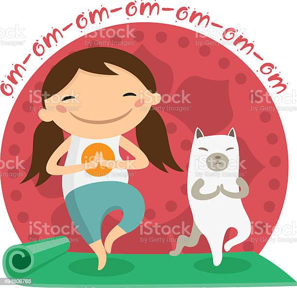 Girl with her cat doing yoga vector id494506765?b=1&k=6&m=494506765&s=612x612&h=orbxmqor40ovn7mtmepstwycafj7xa7bbij0sh k3mo=