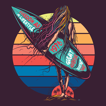 girl_surfing_vintage