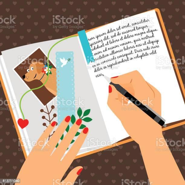 Girls diary scheduler with bookmark vector id813211040?b=1&k=6&m=813211040&s=612x612&h=dwhsknlh6xqmznbg dvg9gwvtg8cqbubp6hsjost7om=