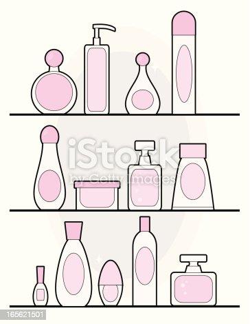 Girly productos de belleza