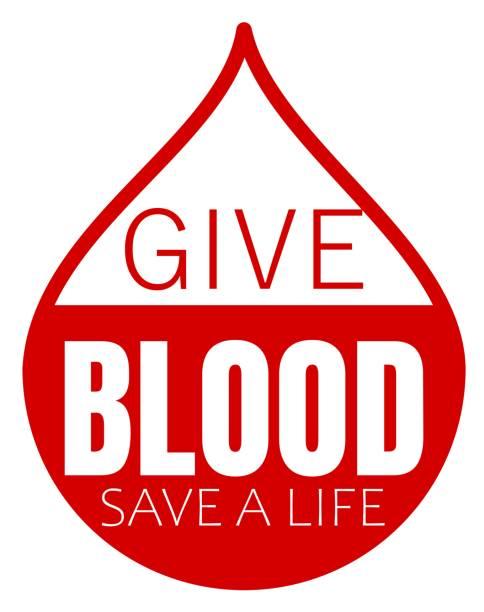 bildbanksillustrationer, clip art samt tecknat material och ikoner med ge blod - ge