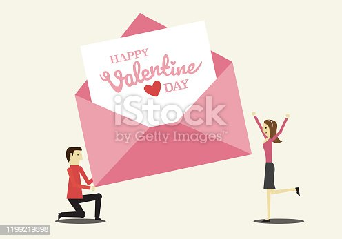 istock Give love letter 1199219398