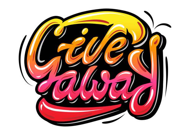 ilustrações, clipart, desenhos animados e ícones de conteúdo de mídia social de doação - desenhos aleatórios e à mão livre