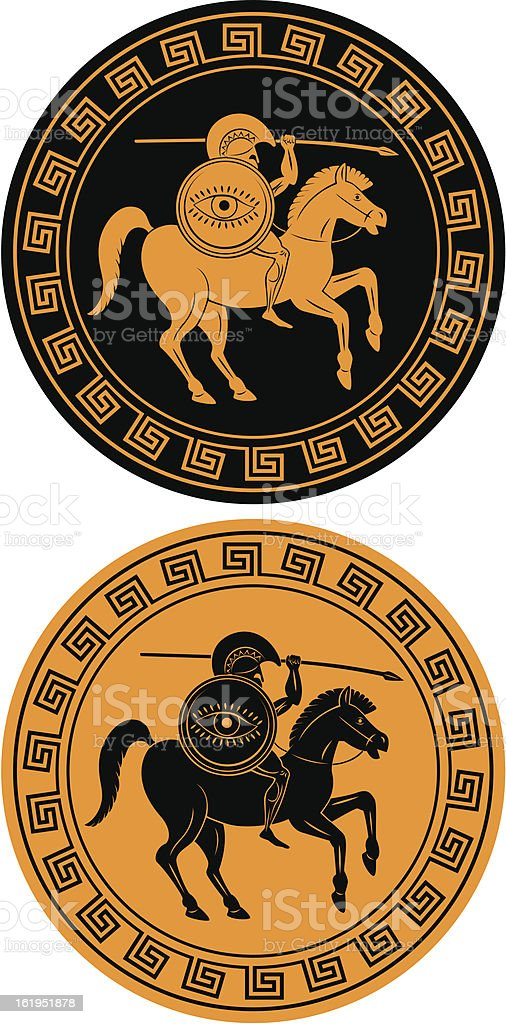 gladiator royalty-free gladiator stock vector art & more images of adult