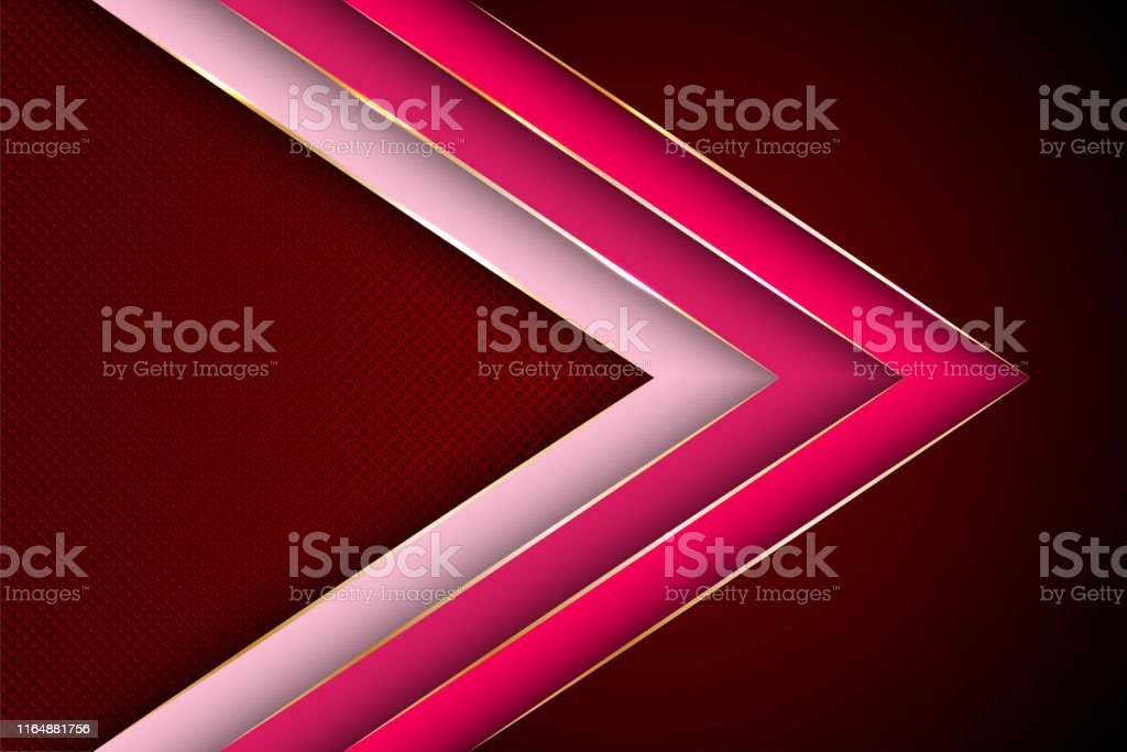 Glamour Poster Background Template 3d Advertising Graphic