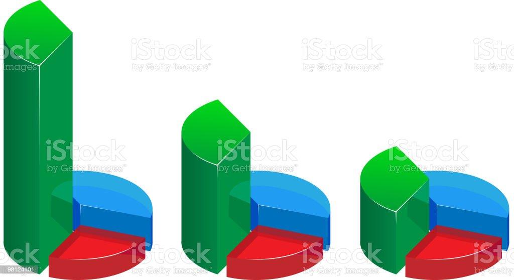 유리컵 그래프 royalty-free 유리컵 그래프 0명에 대한 스톡 벡터 아트 및 기타 이미지