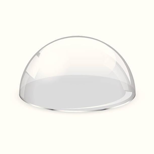 ilustrações de stock, clip art, desenhos animados e ícones de meia esfera de vidro - future hug