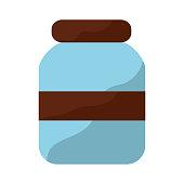 glass jar icon image