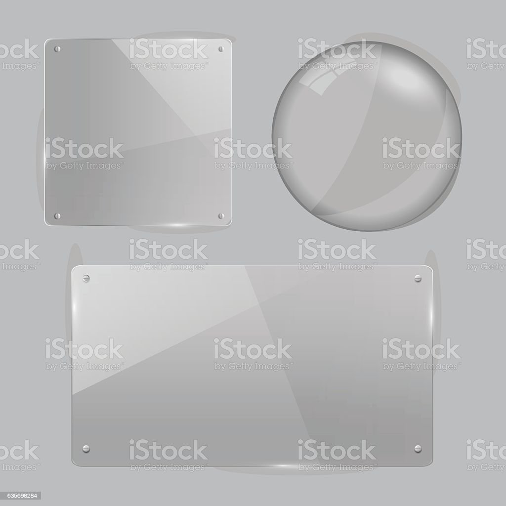 Glass objects illustration royalty-free glass objects illustration stock vector art & more images of abstract