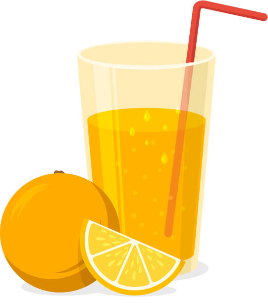 Royalty Free Fruit Juice Clip Art, Vector Images ...