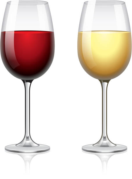 Royalty Free Wine Glass Clip Art, Vector Images ...