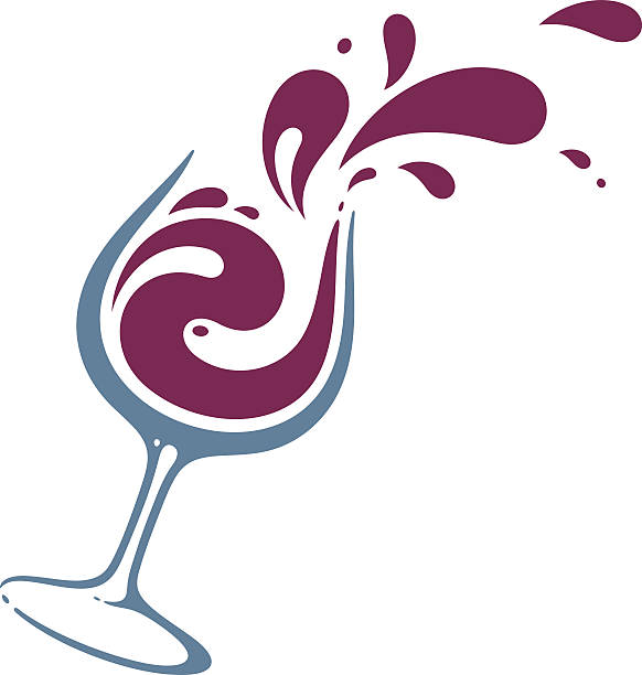 Royalty Free Wine Clip Art Vector Images Illustrations Istock