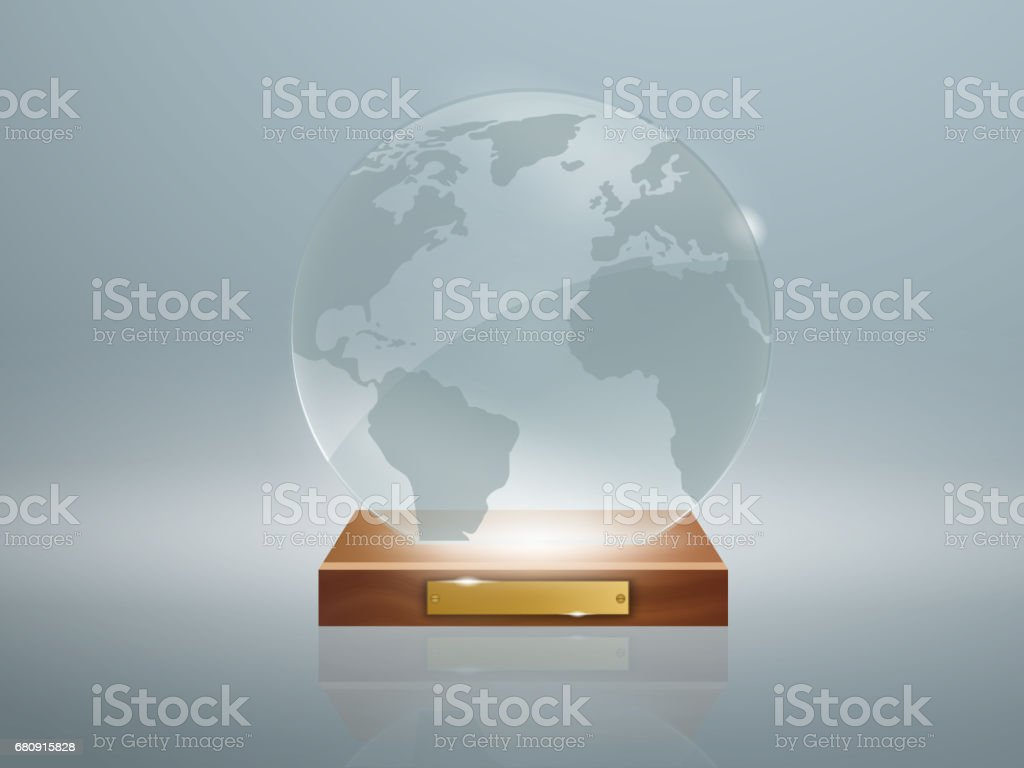 Glass plates, award royalty-free glass plates award stock vector art & more images of abstract