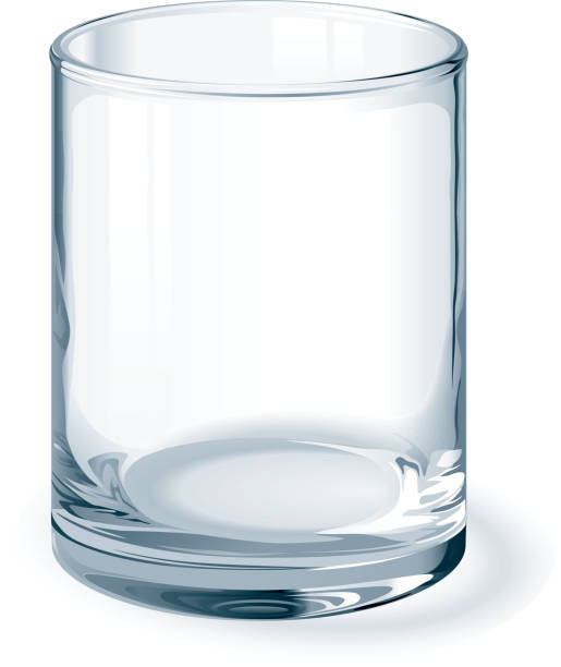 Royalty Free Empty Glass Clip Art, Vector Images ...