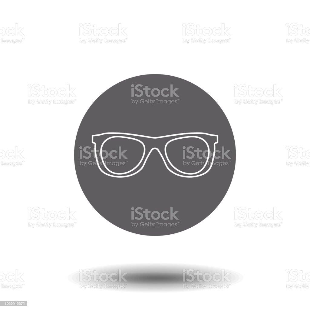 Lunettes Vue Vecteur Odcrxbe Ligne Symbole De Icône n0kPwO8
