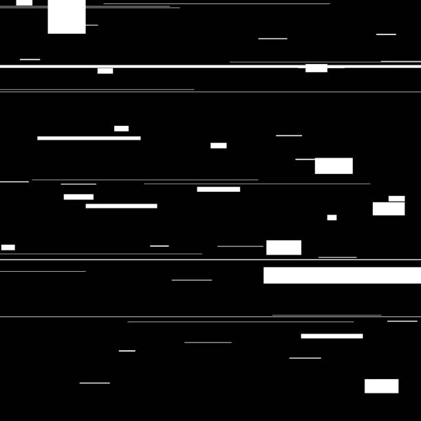 故障元素設置。電腦螢幕錯誤範本。數位圖元雜訊的抽象設計。視頻遊戲故障。小故障收集。電視信號失敗。資料衰減。技術問題垃圾。 - 問題 幅插畫檔、美工圖案、卡通及圖標