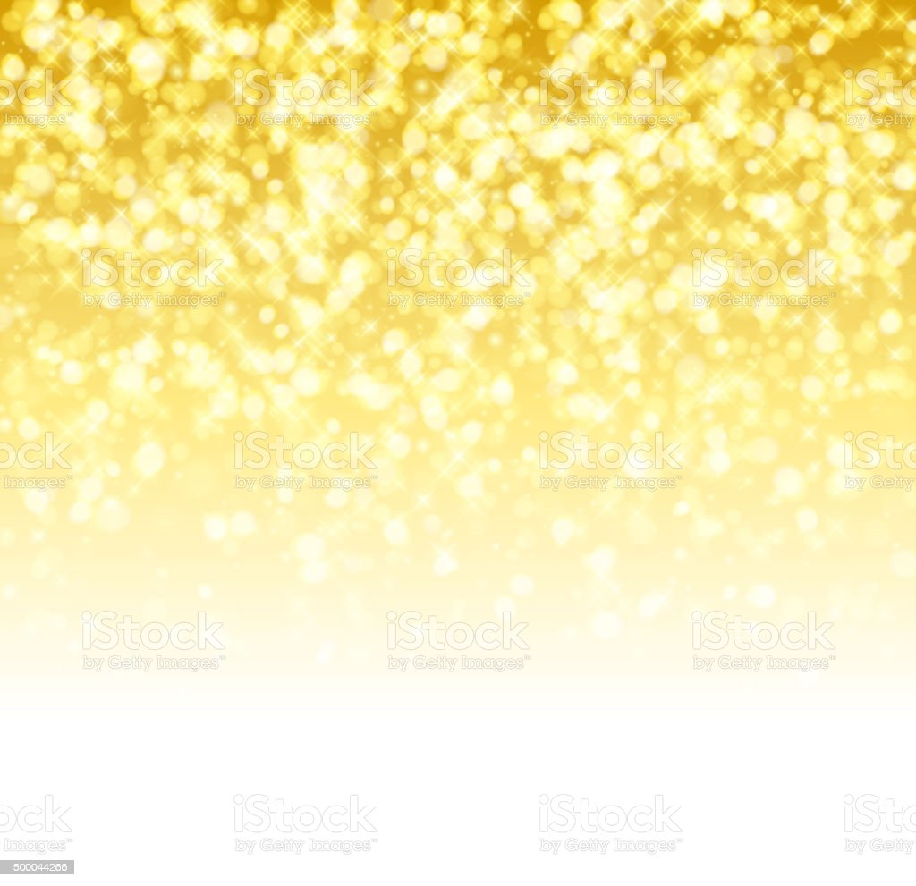 glitter glow sparkles yellow golden magical background new