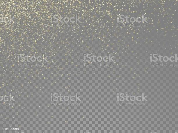 Glitter gold particles and star dust shimmer or magical falling gold vector id912109988?b=1&k=6&m=912109988&s=612x612&h=3z0qbzjwvgrugcaxsvrfycejnf0t16h54efvyg9il3q=