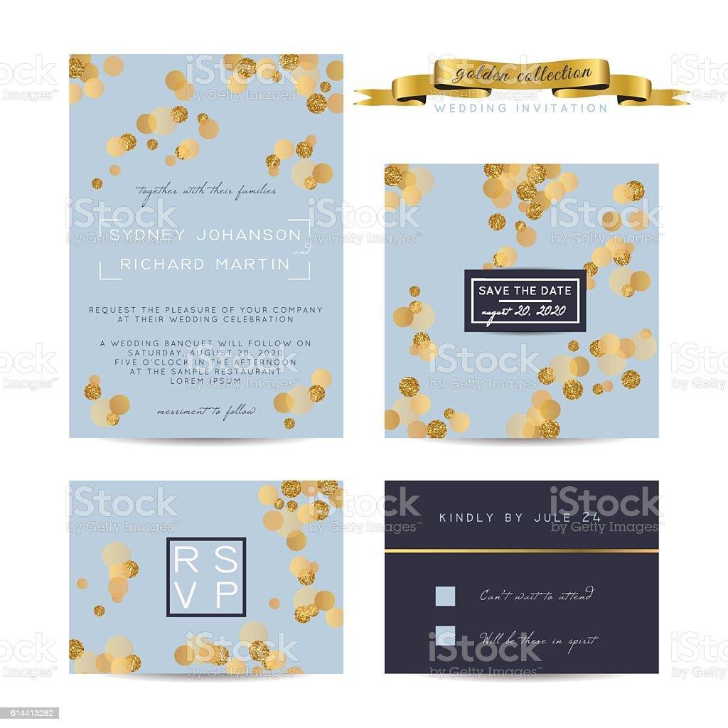 Glitter invitation stock vector art 614413282 istock glitter invitation royalty free stock vector art stopboris Images