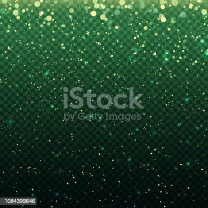 666540036istockphoto Glitter stardust particles 1084399646