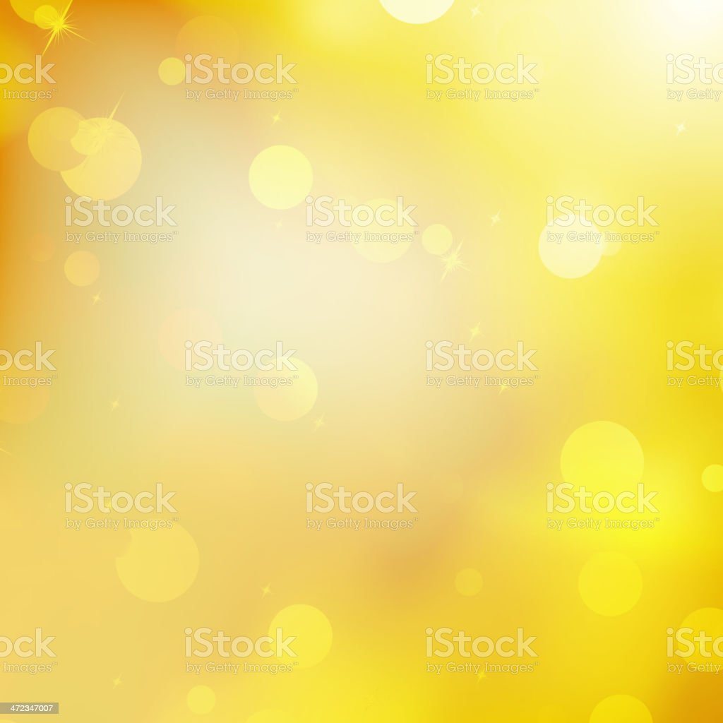 Glittery gold Christmas background. EPS 10 royalty-free stock vector art