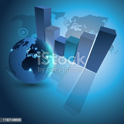 813402032istockphoto Global Business - Infographic Design Template 1192148555