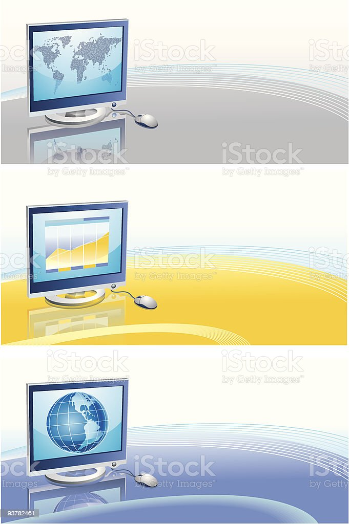 Global Business royalty-free stock vector art