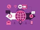 istock Global Communication 578589978