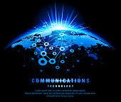 istock Global communications 502856341