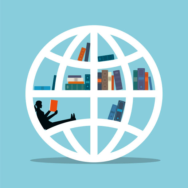 international education stock illustrations