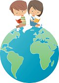 Global kids reading