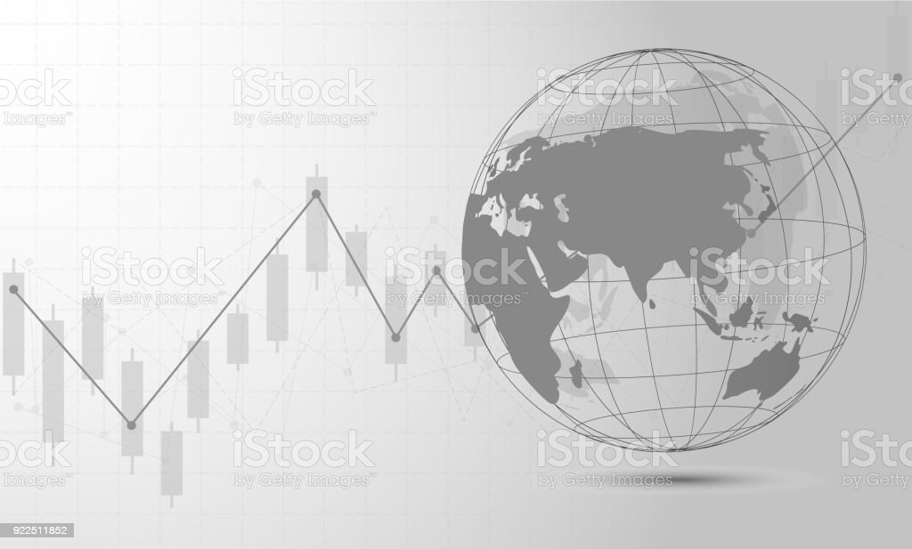 Drawing Lines In Mappoint : Lines sphere tchnology background vector design illustration
