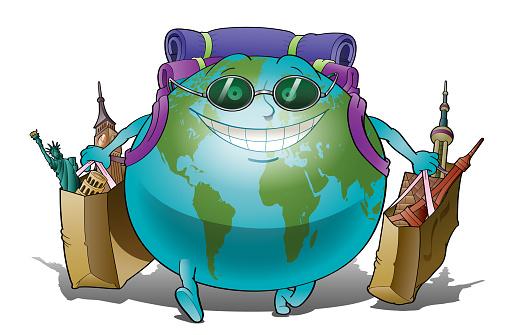 Global tourist