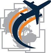 Global Travelling Travel Around World