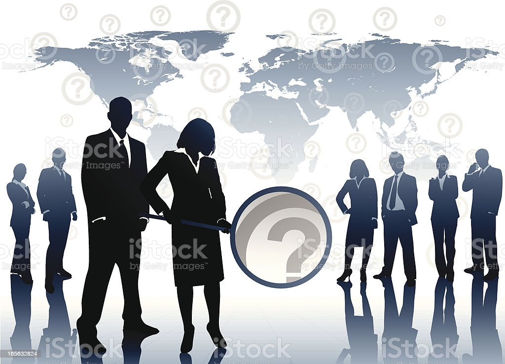 Global uncertainty royalty-free global uncertainty stock vector art & more images of business