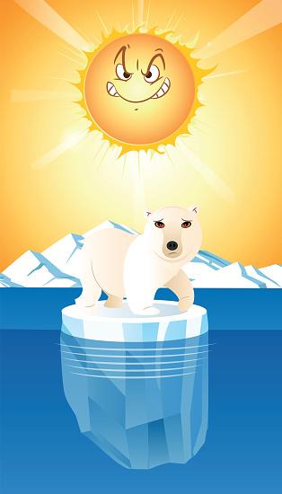 Global Warming and Polar Bear