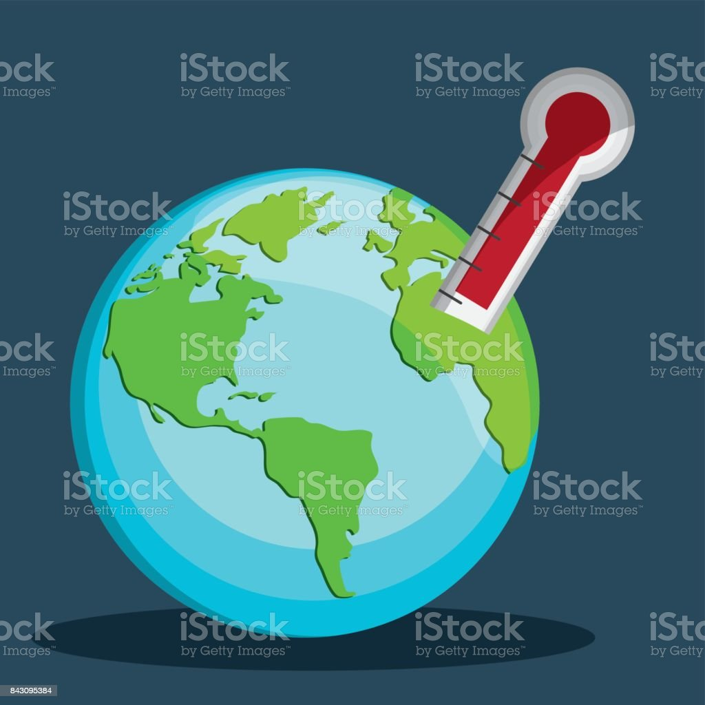 Global warming related icons image stock vector art 843095384 istock global warming related icons image royalty free stock vector art pooptronica Images