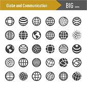 Globe, Communication,