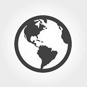 Graphic Elements, Globe,